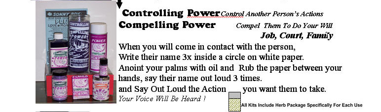 Controlling and Compelling Power - helps with finding good job
