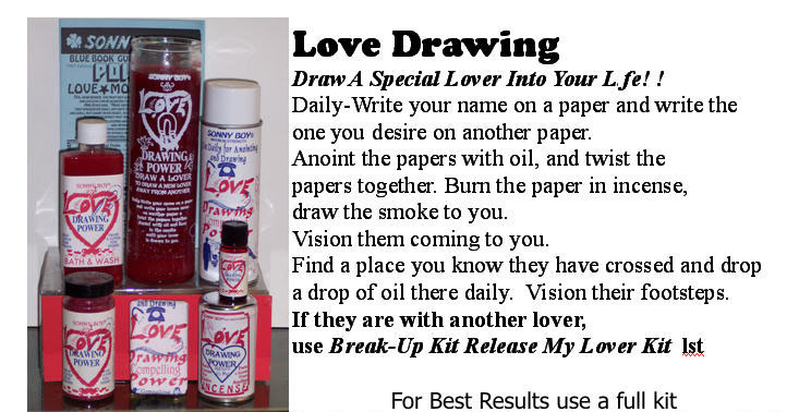 Draw a special love into your life.